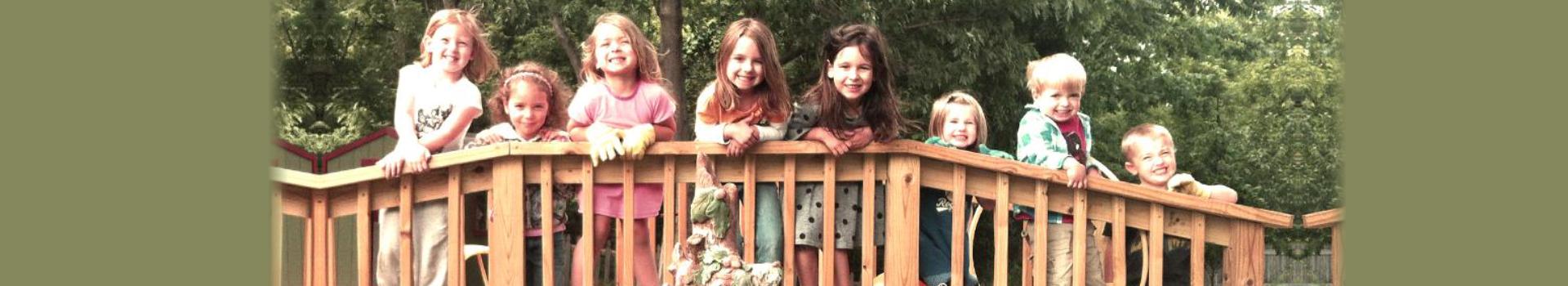 Group of Children standing